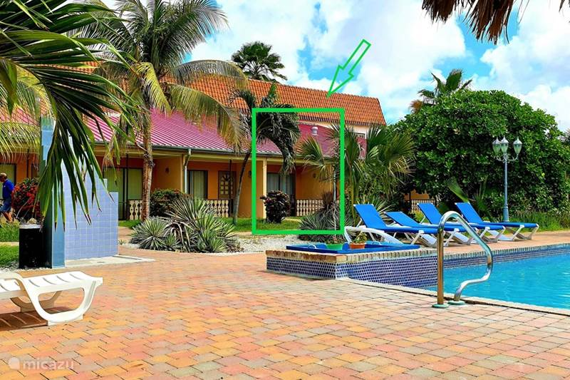 Vacation rental Aruba, Oranjestad, Oranjestad Apartment Camacur Residence with hotel service