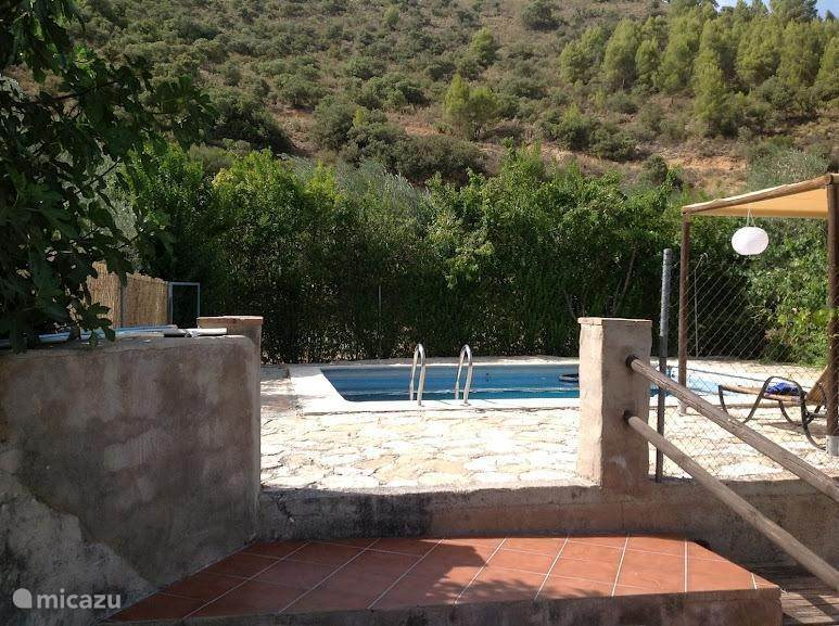 Vakantiehuis Spanje, Andalusië, Montefrio Vakantiehuis Molino Lorca