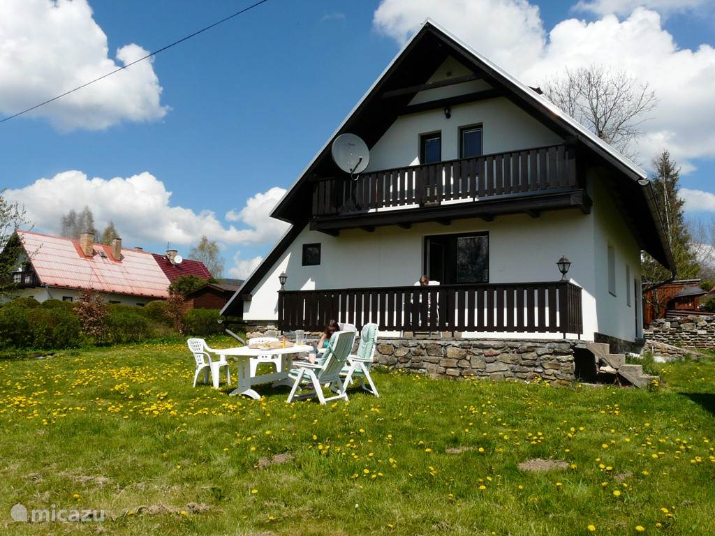 Vacation rental Czech Republic, Lipno Dam, Horní Planá - holiday house Bohemenpracht