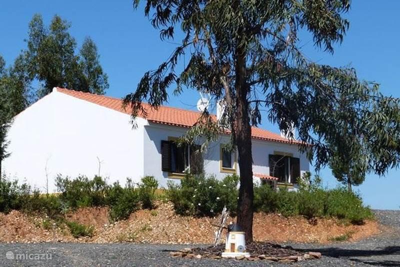 Vakantiehuis Portugal, Alentejo, Cercal do Alentejo Vakantiehuis Casa Porto Covo