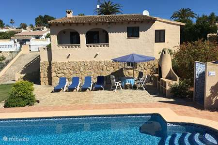 Vacation rental Spain – villa Casa Joke