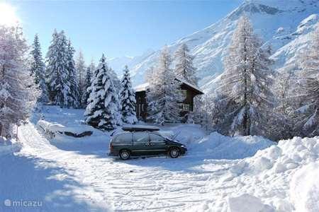 Ferienwohnung Schweiz – chalet Les Mouettes