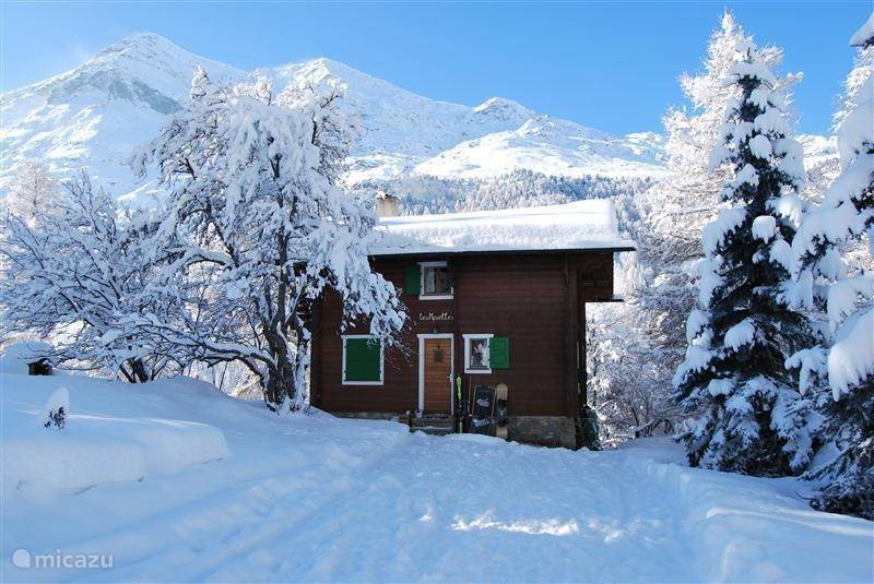 Vakantiehuis Zwitserland, Wallis, Zinal Chalet Les Mouettes