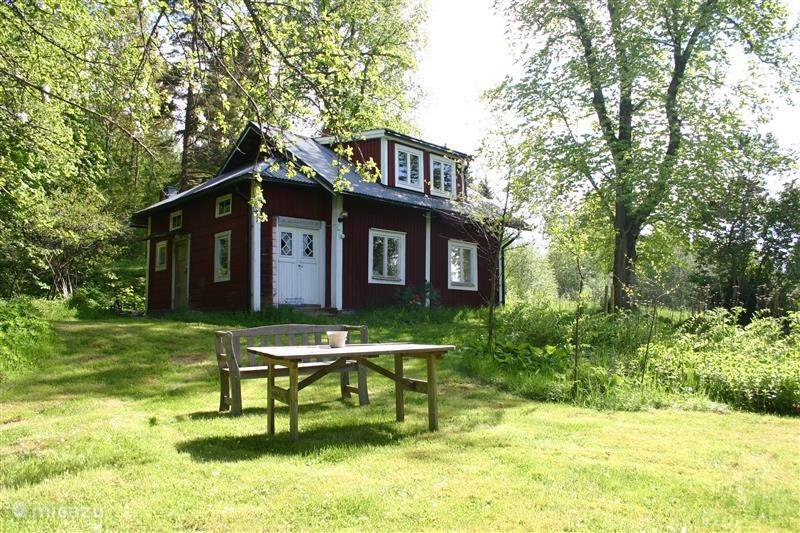 Vakantiehuis Zweden – vakantiehuis Rosenlund