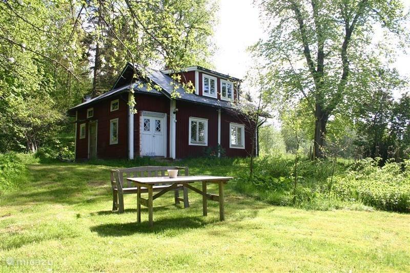 Vakantiehuis Zweden, Västmanland – vakantiehuis Rosenlund