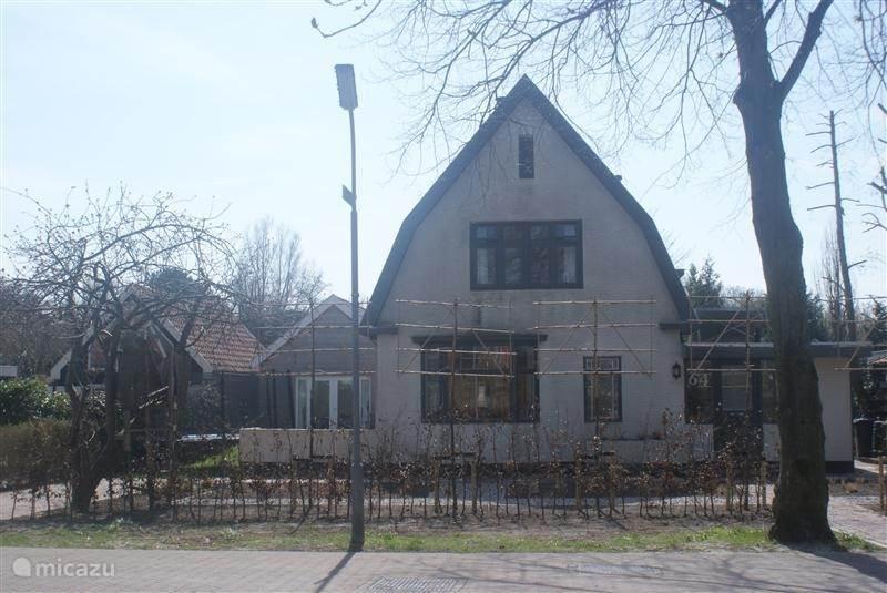Vakantiehuis Nederland, Noord-Holland, Bergen villa Quifieve
