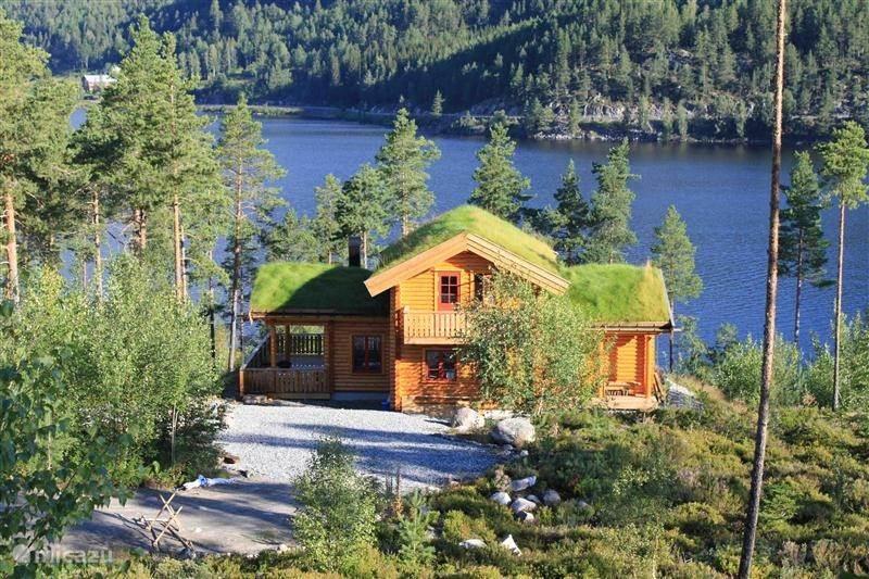 Vakantiehuis Noorwegen, Telemark – chalet StoreVenn