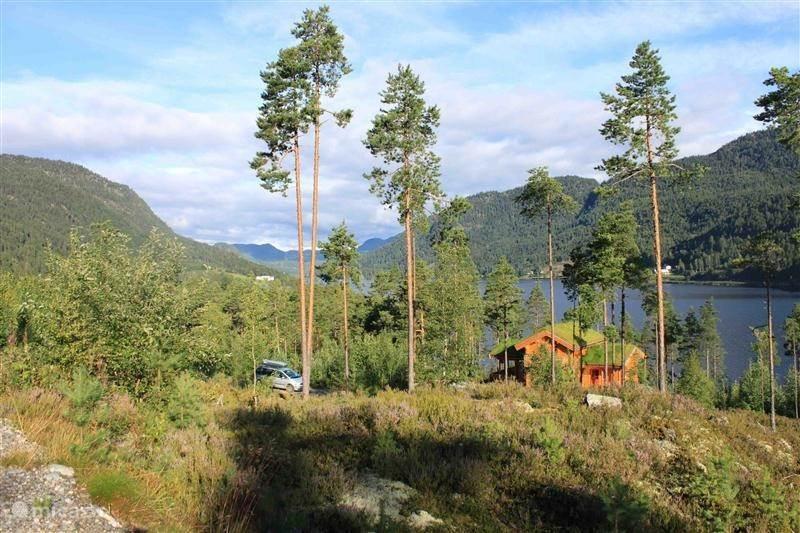 Vakantiehuis Noorwegen, Telemark, Vråliosen Chalet StoreVenn