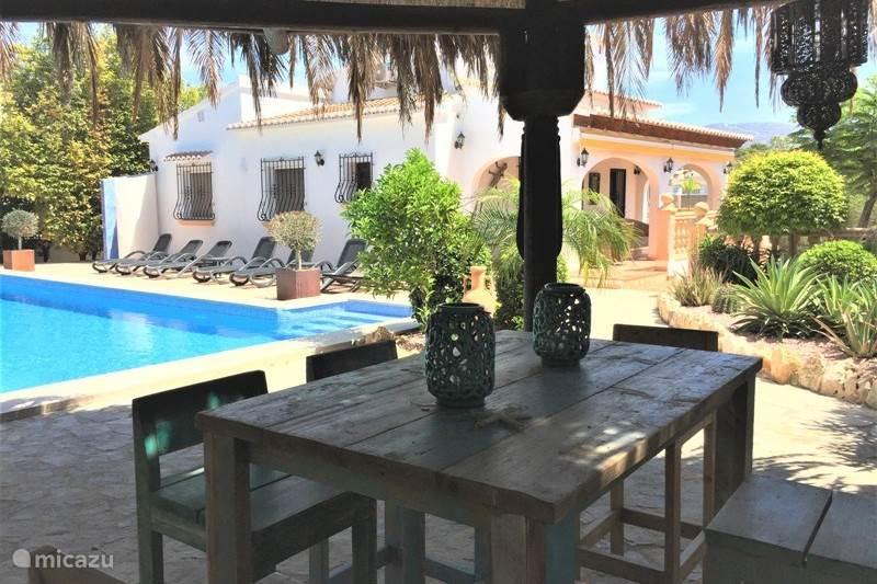 Vakantiehuis Spanje, Costa Blanca, Moraira Villa Villa Viva la Vida
