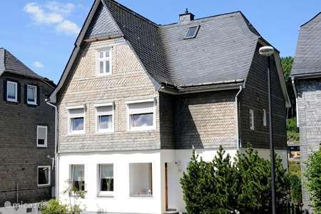 Vakantiehuis Duitsland – vakantiehuis Haus am Sorpe Winterberg Sauerland