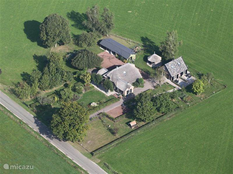 Vakantiehuis Nederland, Overijssel, Raalte Appartement Erve Klijnevink (Nrd) te Wesepe (Ov)