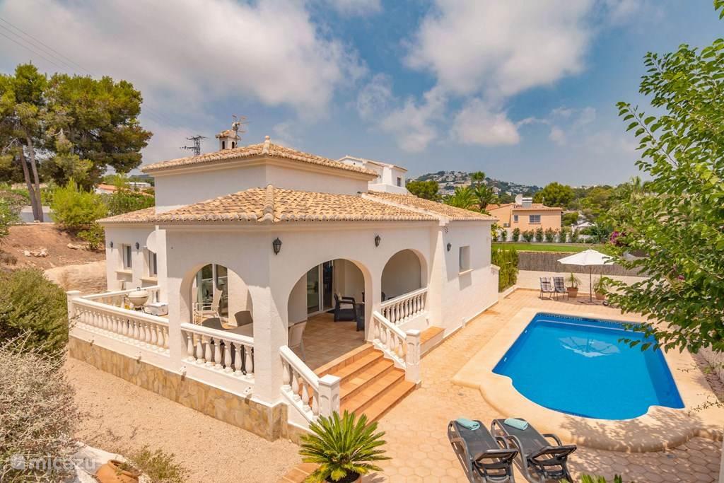Vakantiehuis Spanje, Costa Blanca, Moraira Villa Villa Rio Ter