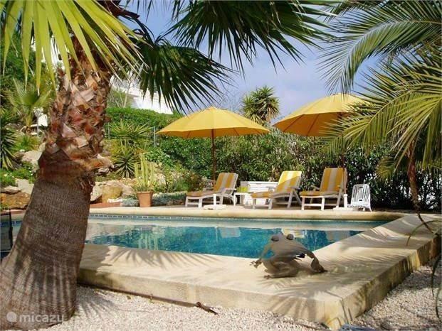Vakantiehuis Spanje, Costa Blanca, Dénia Villa Casa Kareltje, prive zwembad & wifi