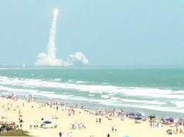Lancering op Cape Canaveral