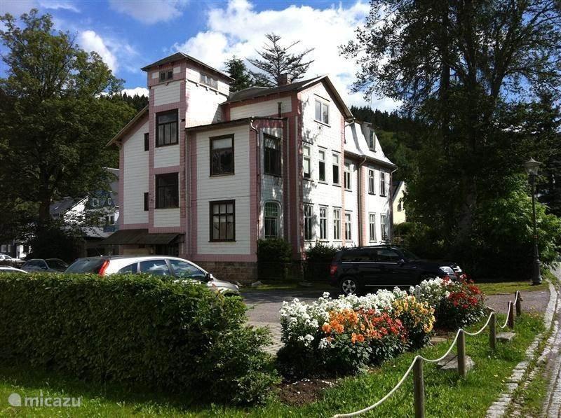Vakantiehuis Duitsland, Thüringerwoud, Ilmenau Appartement Villa Stützerbach