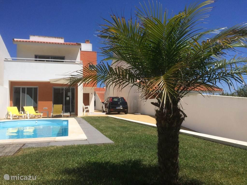 Vakantiehuis Portugal, Costa de Prata – vakantiehuis Casa Sans Soucis