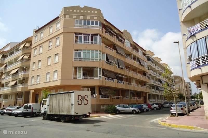 Vakantiehuis Spanje, Costa Blanca, Guardamar del Segura Appartement Casa Ferry-Marie
