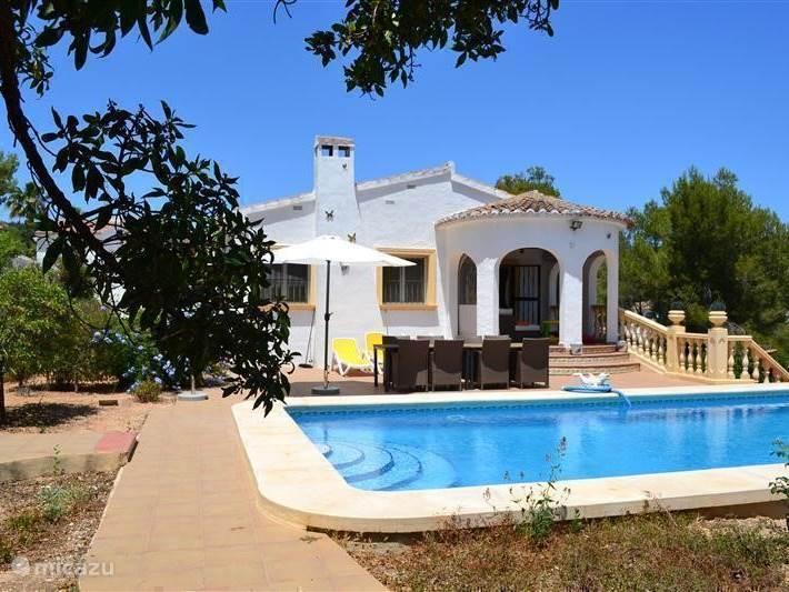Duiken / snorkelen, Spanje, Costa Blanca, Benissa, villa La Mariposa