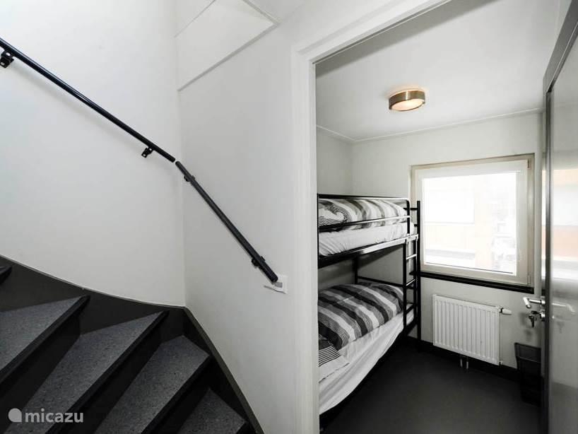 slaapkamer 4 met stapelbed