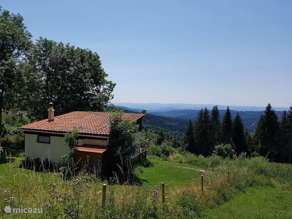 Vacation rental France, Auvergne, Laval-sur-Doulon - holiday house La Chouette