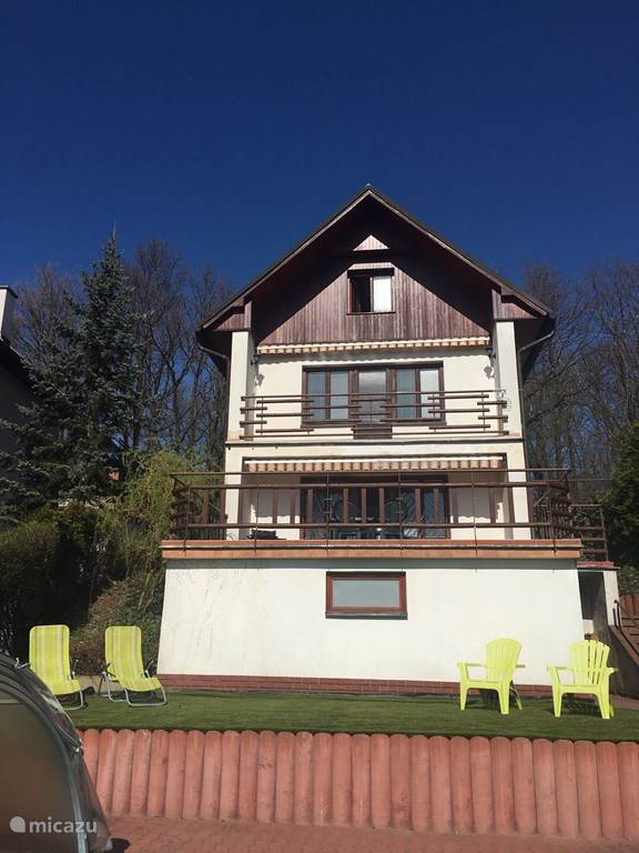 Vacation rental Czech Republic – villa Holiday JECA