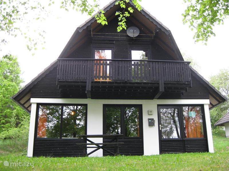 Vacation rental Germany, Sauerland, Frankenau holiday house Henka, beautiful place in the park