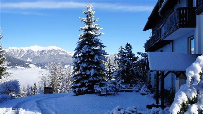 Vacation rental Austria, Carinthia, Verditz Villa Villa Verditz