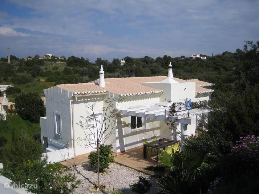 Vakantiehuis Portugal, Algarve, Carvoeiro villa Het witte huis