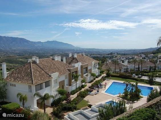 Vakantiehuis Spanje, Costa del Sol, La Cala de Mijas vakantiehuis La Cala Golf Townhouse