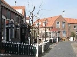 Het vlaamsch erfgoed, een openlucht museum straatje in Groede waar oude tijden herleven..