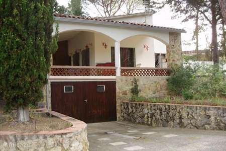 Vakantiehuis Spanje, Costa Brava, Llagostera – vakantiehuis Chatemarana