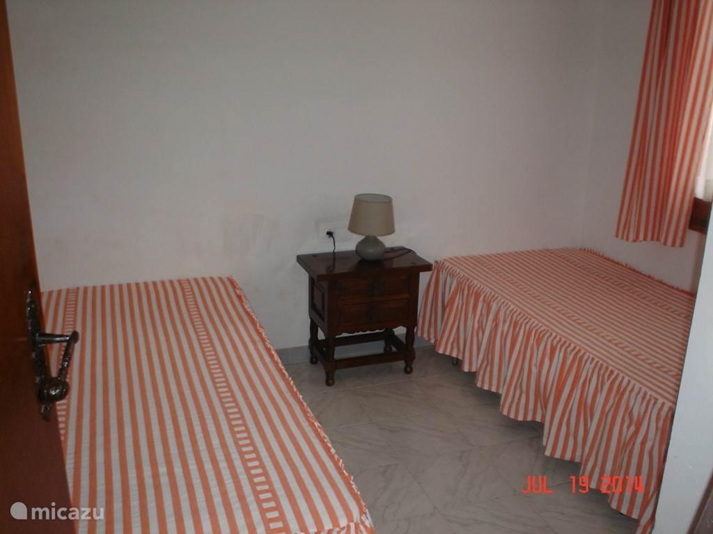 3 de slaapkamer