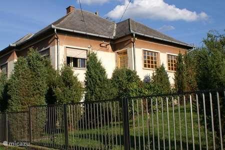 Vakantiehuis Hongarije, Bükk Gebergte, Csernely vakantiehuis Vakantiewoning MaRoReRo