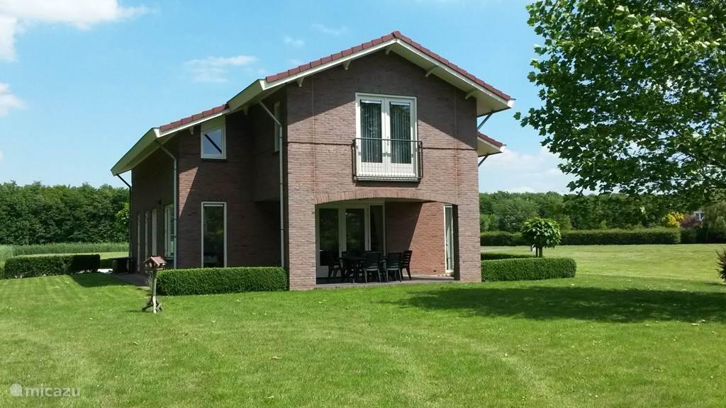 Vakantiehuis Nederland, Flevoland, Zeewolde - villa Luxe Vakantievilla De Bosruiter