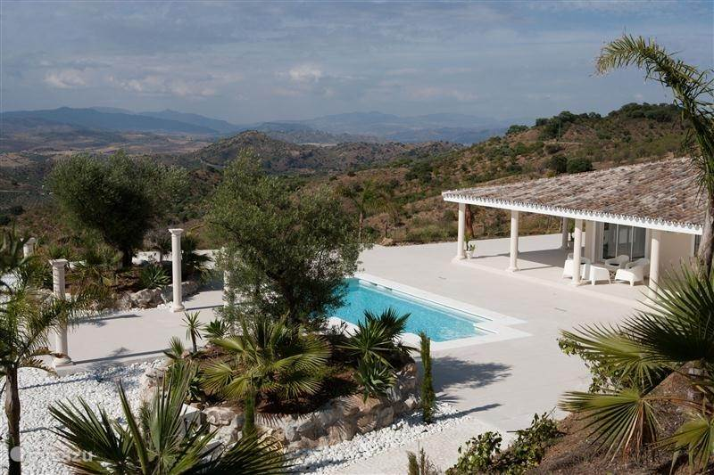 Vakantiehuis Spanje, Andalusië, Monda - villa Casa Los Pilares