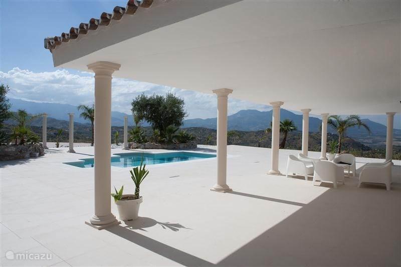 Vakantiehuis Spanje, Andalusië, Monda Villa Casa Los Pilares
