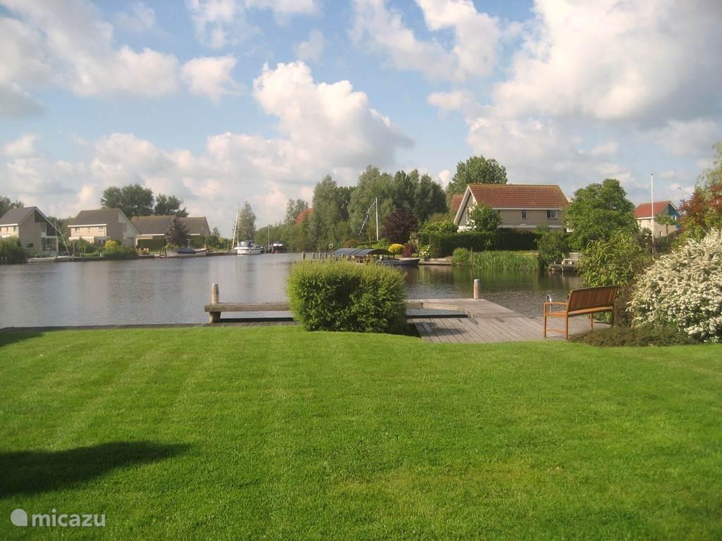 Vacation rental Netherlands, Friesland – villa Villa Bongel30