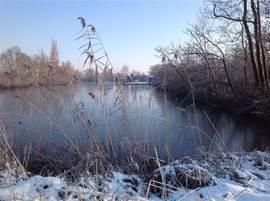 Uitzicht in de winterperiode,Uitzicht in de winterperiode