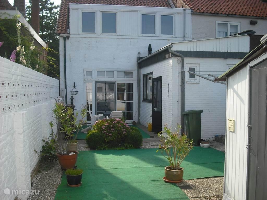 Vakantiehuis Nederland, Zeeland, Hoofdplaat appartement Schoolstraat Hoofdplaat