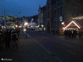 Kerstmarkt Bernkastel Kues