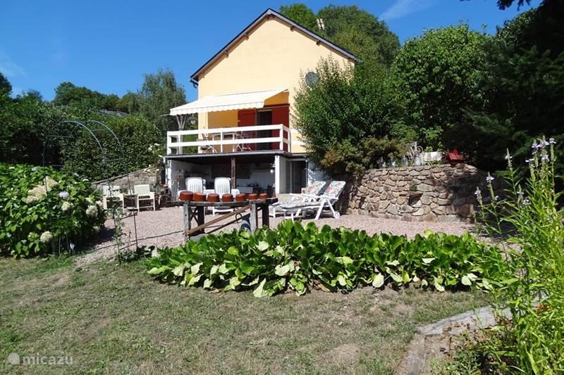 Vakantiehuis Frankrijk, Nièvre, Chaumard Vakantiehuis Le petit Nice