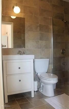 De badkamer van appartement #1