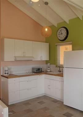 Keuken appartement #1