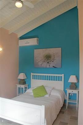 Slaapkamer appartement #1