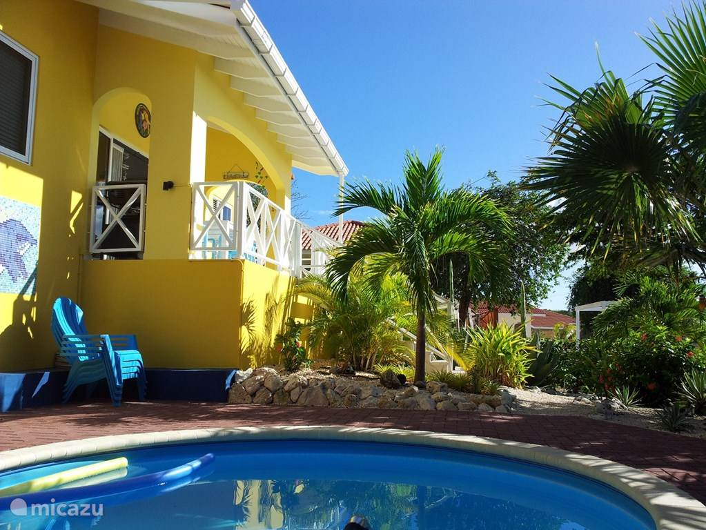 Duiken / snorkelen, Curacao, Banda Abou (west), Fontein, vakantiehuis Kas Koala