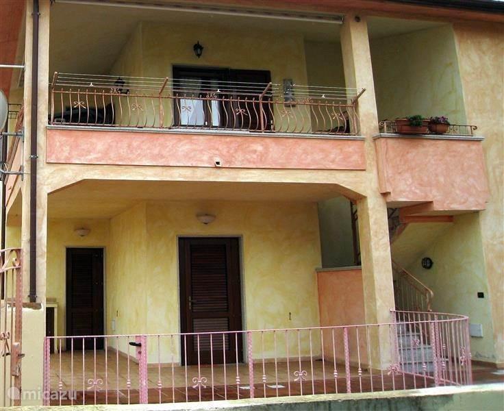 Vakantiehuis Italië, Sardinië, Siniscola appartement Sotto il sole