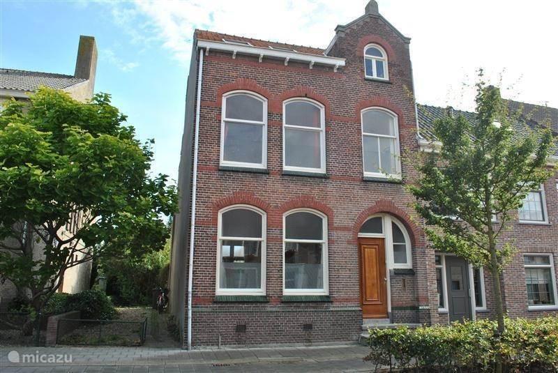 Vakantiehuis Nederland, Zeeland, Breskens - villa Zeeuws vakantiehuis