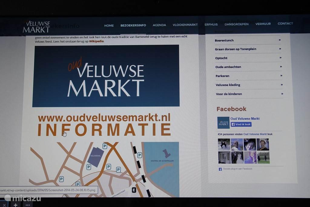 Oud Veluwse Markt in Barneveld