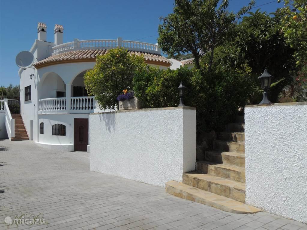 Vakantiehuis Spanje, Andalusië, Mondrón Villa Villa Oliva