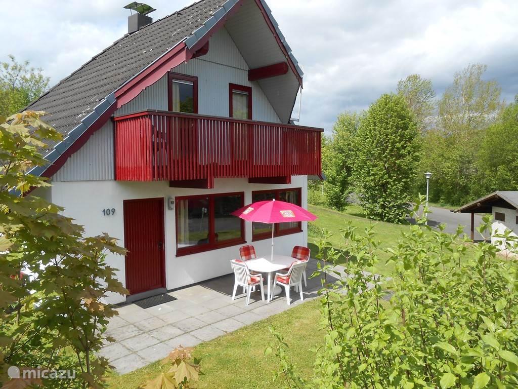 Vakantiehuis Duitsland, Hessen, Kirchheim vakantiehuis Seepark109